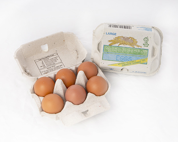 Green Field Foods large eggs